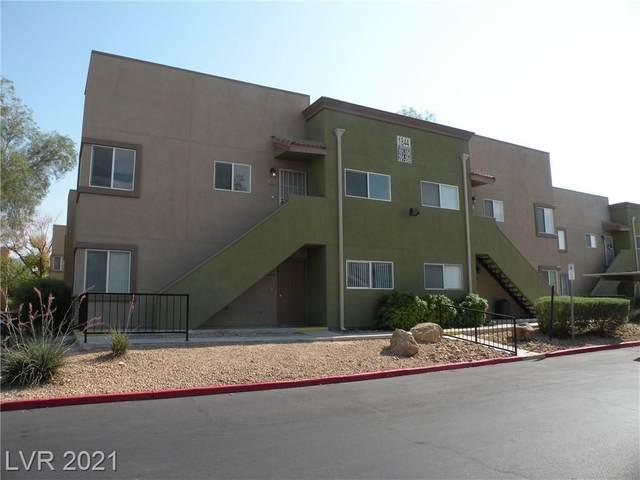 1844 N Decatur Boulevard #103, Las Vegas, NV 89108 (MLS #2321919) :: Hebert Group   eXp Realty
