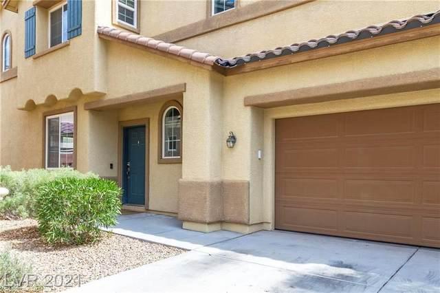 9850 Hearthfire Street, Las Vegas, NV 89178 (MLS #2322039) :: Team Michele Dugan