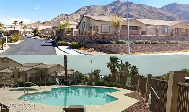 2050 Los Feliz Street #127, Las Vegas, NV 89156 (MLS #2322085) :: Lindstrom Radcliffe Group