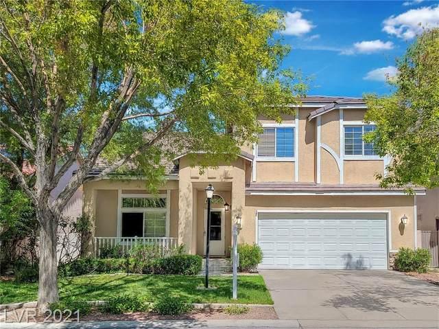 1380 Lamplight Village Lane, Las Vegas, NV 89183 (MLS #2322272) :: Lindstrom Radcliffe Group