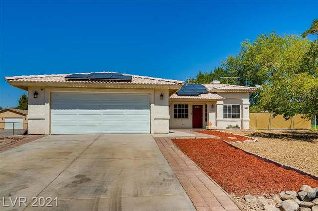 5880 E Mary Lou Street, Pahrump, NV 89061 (MLS #2322298) :: Coldwell Banker Premier Realty