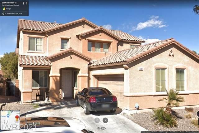 North Las Vegas, NV 89084 :: Alexander-Branson Team   Realty One Group