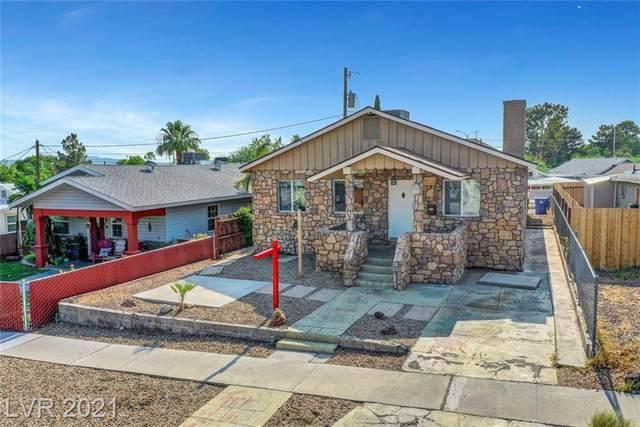628 Avenue L, Boulder City, NV 89005 (MLS #2322719) :: Keller Williams Realty