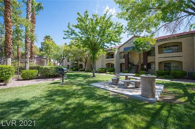 7885 W Flamingo Road #1115, Las Vegas, NV 89147 (MLS #2322990) :: Alexander-Branson Team | Realty One Group