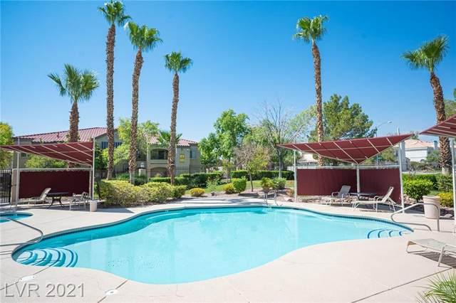 7885 W Flamingo Road #1055, Las Vegas, NV 89147 (MLS #2323029) :: Alexander-Branson Team | Realty One Group