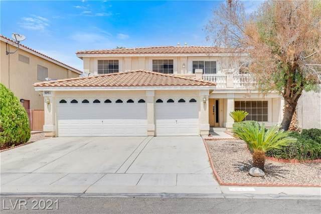 6640 Chimes Tower Avenue, Las Vegas, NV 89139 (MLS #2323074) :: Keller Williams Realty