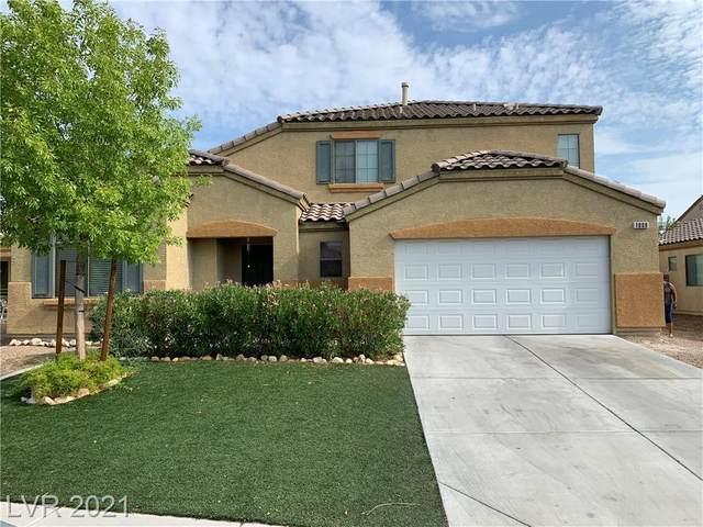 1008 Nevada Blaze Avenue, North Las Vegas, NV 89081 (MLS #2323115) :: ERA Brokers Consolidated / Sherman Group