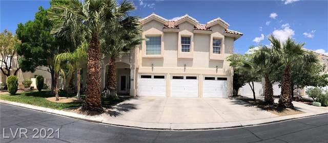 7608 Capstick Avenue, Las Vegas, NV 89129 (MLS #2323218) :: Signature Real Estate Group
