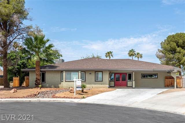 3449 Algonquin Circle, Las Vegas, NV 89169 (MLS #2323231) :: Hebert Group | eXp Realty