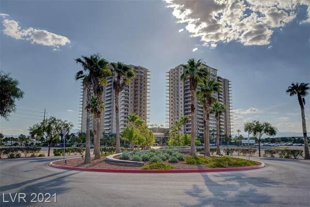 8255 Las Vegas Boulevard #1821, Las Vegas, NV 89123 (MLS #2323300) :: Galindo Group Real Estate