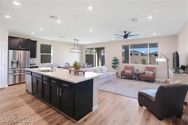 12516 Oregon Cherry Avenue, Las Vegas, NV 89138 (MLS #2323367) :: Galindo Group Real Estate
