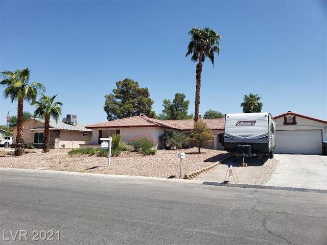 4532 Pony Express Street, North Las Vegas, NV 89031 (MLS #2323666) :: Lindstrom Radcliffe Group