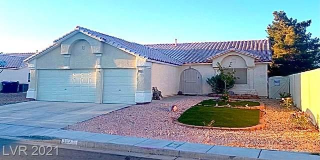 3912 Tifton Court, North Las Vegas, NV 89031 (MLS #2323801) :: Jeffrey Sabel