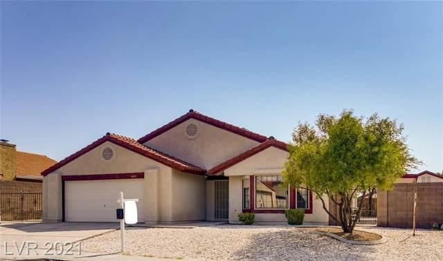 607 Del Prado Drive, Boulder City, NV 89005 (MLS #2323931) :: Lindstrom Radcliffe Group