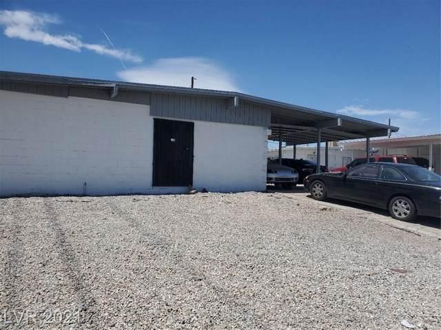 2412 S 15th Street, Las Vegas, NV 89104 (MLS #2324232) :: Custom Fit Real Estate Group