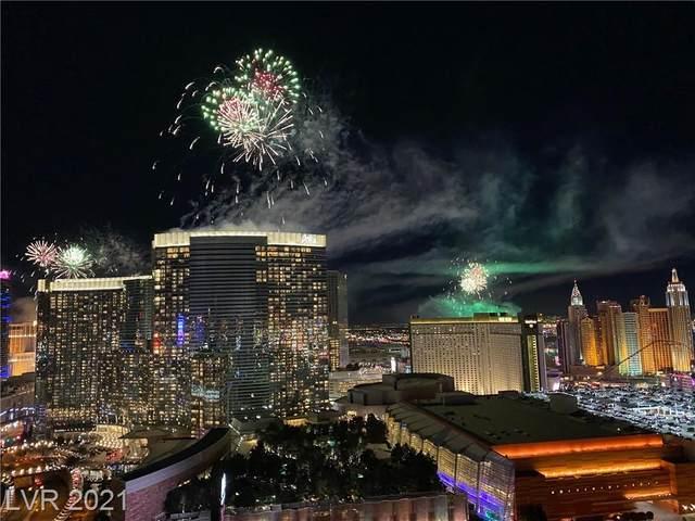 4575 Dean Martin Drive #2912, Las Vegas, NV 89103 (MLS #2324296) :: The TR Team