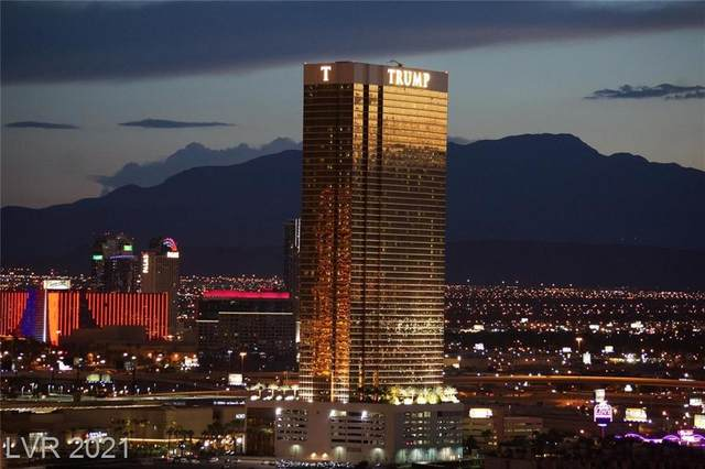 2000 N Fashion Show Drive #5024, Las Vegas, NV 89109 (MLS #2324358) :: Alexander-Branson Team | Realty One Group