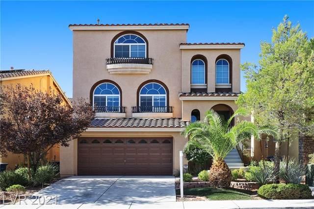5909 Lambert Bridge Avenue, Las Vegas, NV 89139 (MLS #2324605) :: Jeffrey Sabel