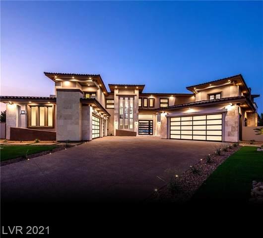 38 Ravenswood Avenue, Las Vegas, NV 89141 (MLS #2324622) :: Vestuto Realty Group