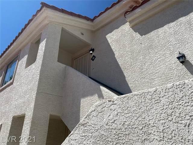 7920 Settlers Ridge Lane #201, Las Vegas, NV 89145 (MLS #2324676) :: The Chris Binney Group   eXp Realty