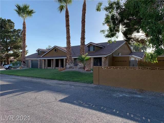 6125 Spielburg Street, Las Vegas, NV 89118 (MLS #2324991) :: Lindstrom Radcliffe Group
