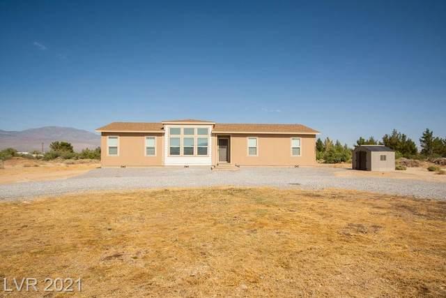 2421 Palomino Lane, Pahrump, NV 89060 (MLS #2325058) :: Custom Fit Real Estate Group