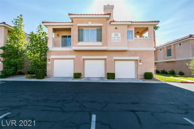251 S Green Valley Parkway #1022, Henderson, NV 89012 (MLS #2325239) :: The Melvin Team