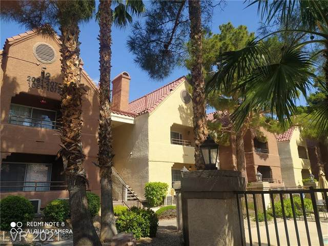 2200 S Fort Apache Road #2066, Las Vegas, NV 89117 (MLS #2325366) :: Keller Williams Realty