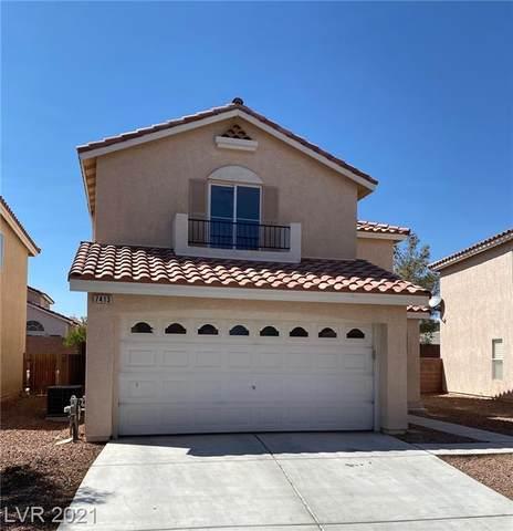 7413 Mission Palm Street, Las Vegas, NV 89139 (MLS #2325445) :: The Chris Binney Group | eXp Realty