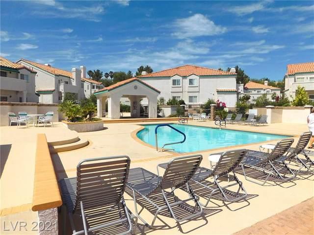 1684 Saint Malo Way #1684, Henderson, NV 89014 (MLS #2325453) :: Galindo Group Real Estate