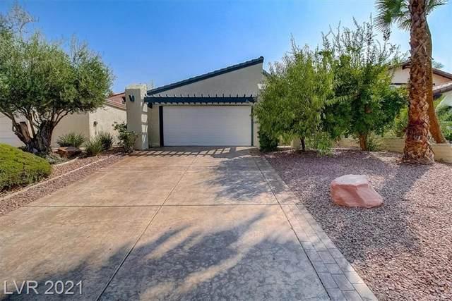 3184 Bel Air Drive, Las Vegas, NV 89109 (MLS #2325464) :: Hebert Group | eXp Realty