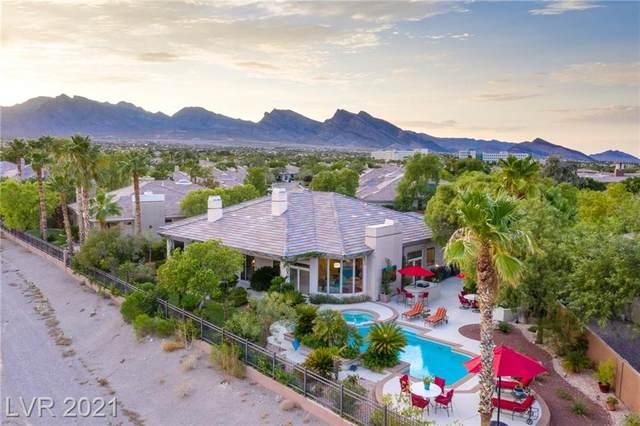 105 Tesoro Drive, Las Vegas, NV 89144 (MLS #2325577) :: Coldwell Banker Premier Realty