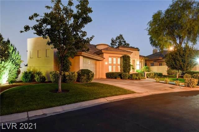 10017 Mirada Drive, Las Vegas, NV 89144 (MLS #2325598) :: Coldwell Banker Premier Realty