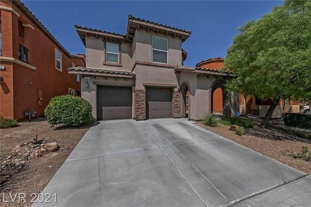 80 Honors Course Drive, Las Vegas, NV 89148 (MLS #2325613) :: Signature Real Estate Group