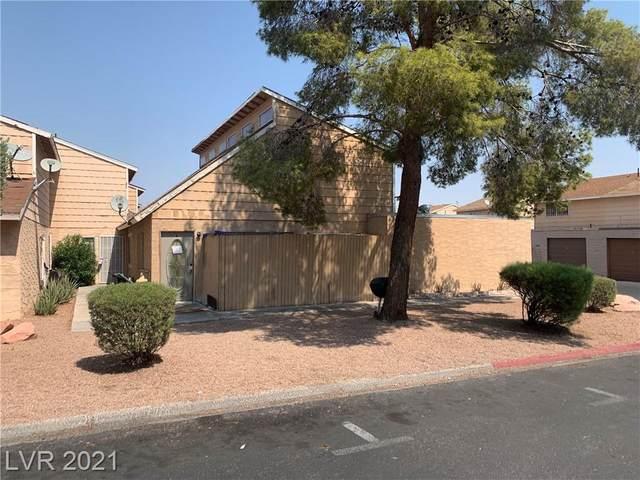 5167 Greene Lane L, Las Vegas, NV 89119 (MLS #2325673) :: The Perna Group
