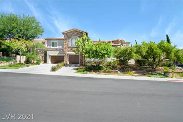 11550 Trevi Fountain Avenue, Las Vegas, NV 89138 (MLS #2325714) :: Signature Real Estate Group