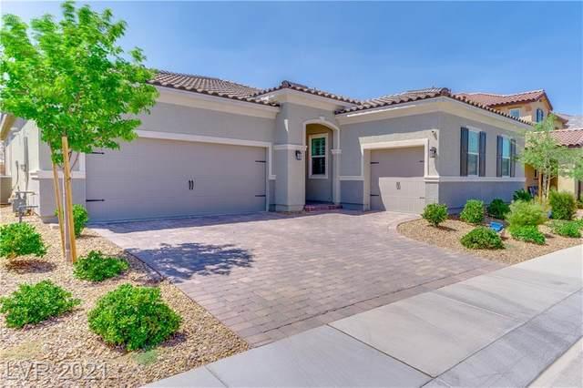 2469 Cingoli Street, Henderson, NV 89044 (MLS #2325855) :: Custom Fit Real Estate Group