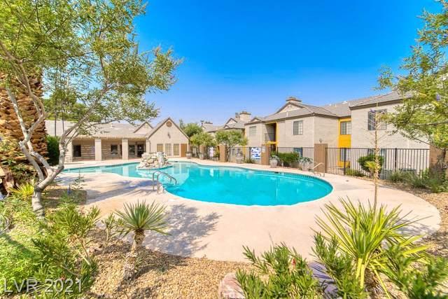 2700 N Rainbow Boulevard #1139, Las Vegas, NV 89108 (MLS #2326009) :: The Perna Group