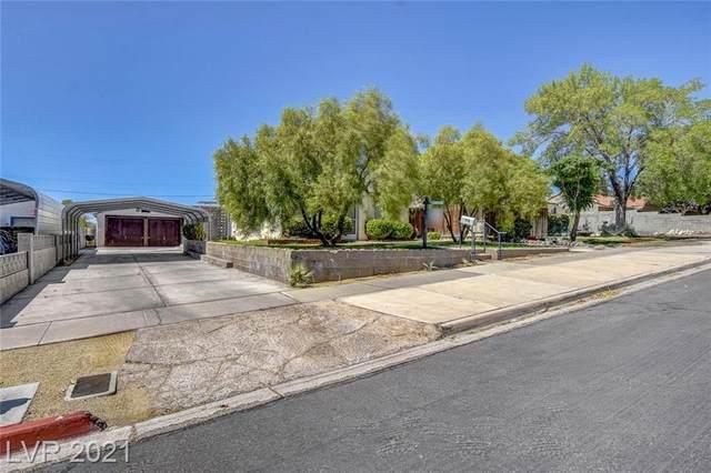 516 Avenue L, Boulder City, NV 89005 (MLS #2326279) :: Keller Williams Realty