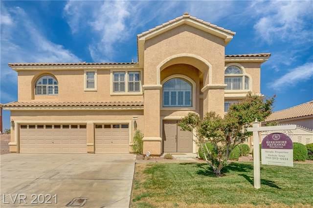 6670 Martinsville Place, Las Vegas, NV 89110 (MLS #2326373) :: Hebert Group   eXp Realty