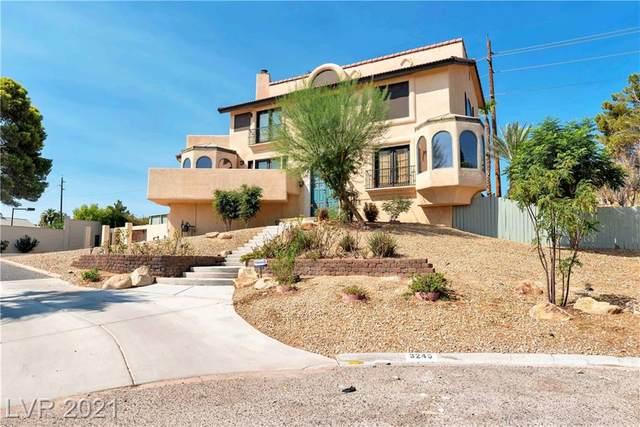 3245 Lindell Road, Las Vegas, NV 89146 (MLS #2326437) :: Lindstrom Radcliffe Group