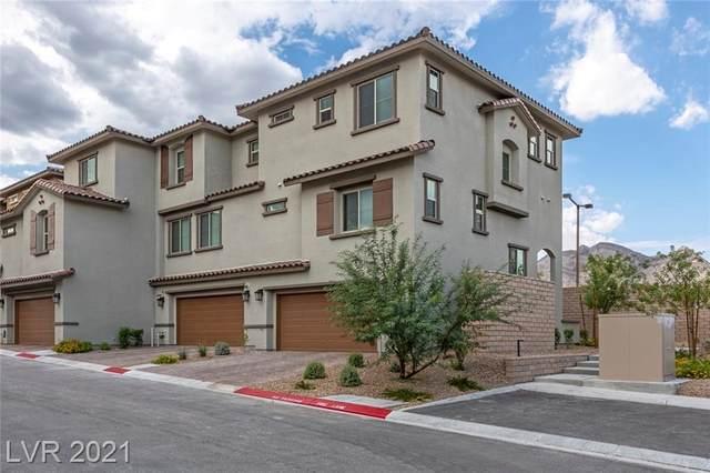 11962 Tomales Bay Street, Las Vegas, NV 89138 (MLS #2326448) :: Coldwell Banker Premier Realty
