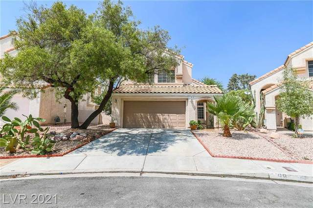 99 Ginger Lily Terrace, Henderson, NV 89074 (MLS #2326889) :: 775 REALTY