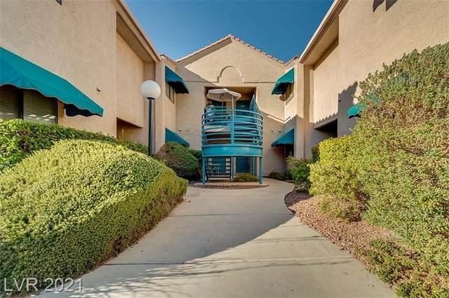 2180 Pinetop Lane #102, Las Vegas, NV 89119 (MLS #2326933) :: Signature Real Estate Group