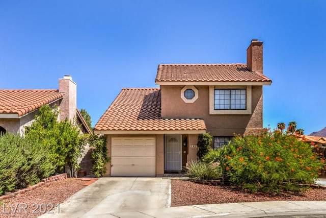 505 Bayberry Drive, Las Vegas, NV 89110 (MLS #2327274) :: Team Michele Dugan