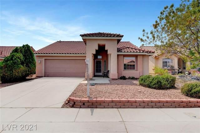 529 Casa Del Norte Drive, North Las Vegas, NV 89031 (MLS #2327327) :: Custom Fit Real Estate Group
