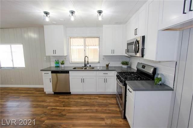 3519 Estes Park Drive, Las Vegas, NV 89122 (MLS #2327358) :: Galindo Group Real Estate