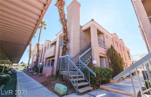 1375 E Hacienda Avenue #214, Las Vegas, NV 89119 (MLS #2327392) :: The Chris Binney Group   eXp Realty