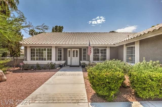 2425 Palomino Lane, Las Vegas, NV 89107 (MLS #2327633) :: Lindstrom Radcliffe Group