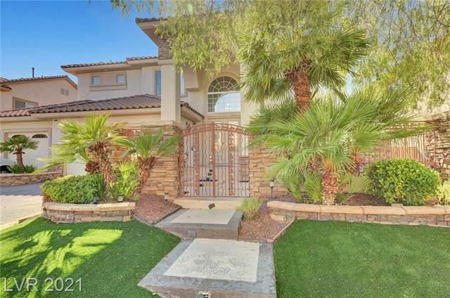 10649 San Sicily Street, Las Vegas, NV 89141 (MLS #2327726) :: Coldwell Banker Premier Realty